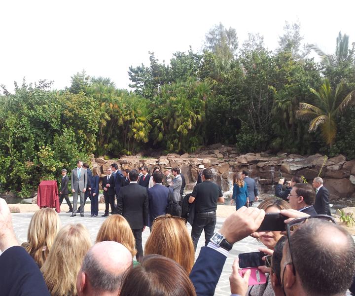 VRarquitectos Protection -Plan Autoprotección Palmetum- Tenerife 01